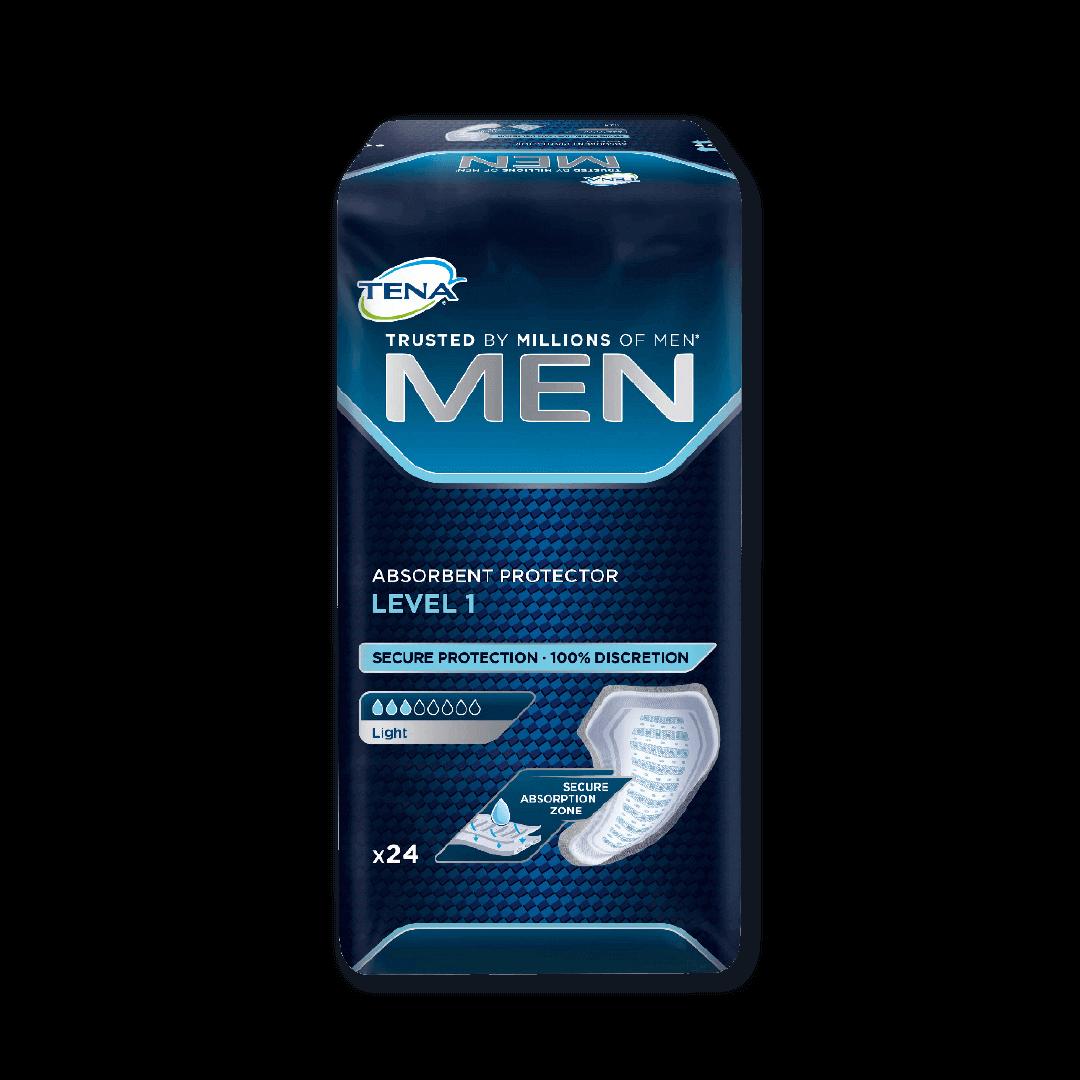 TENA Men Level 1 Inkontinenzeinlagen