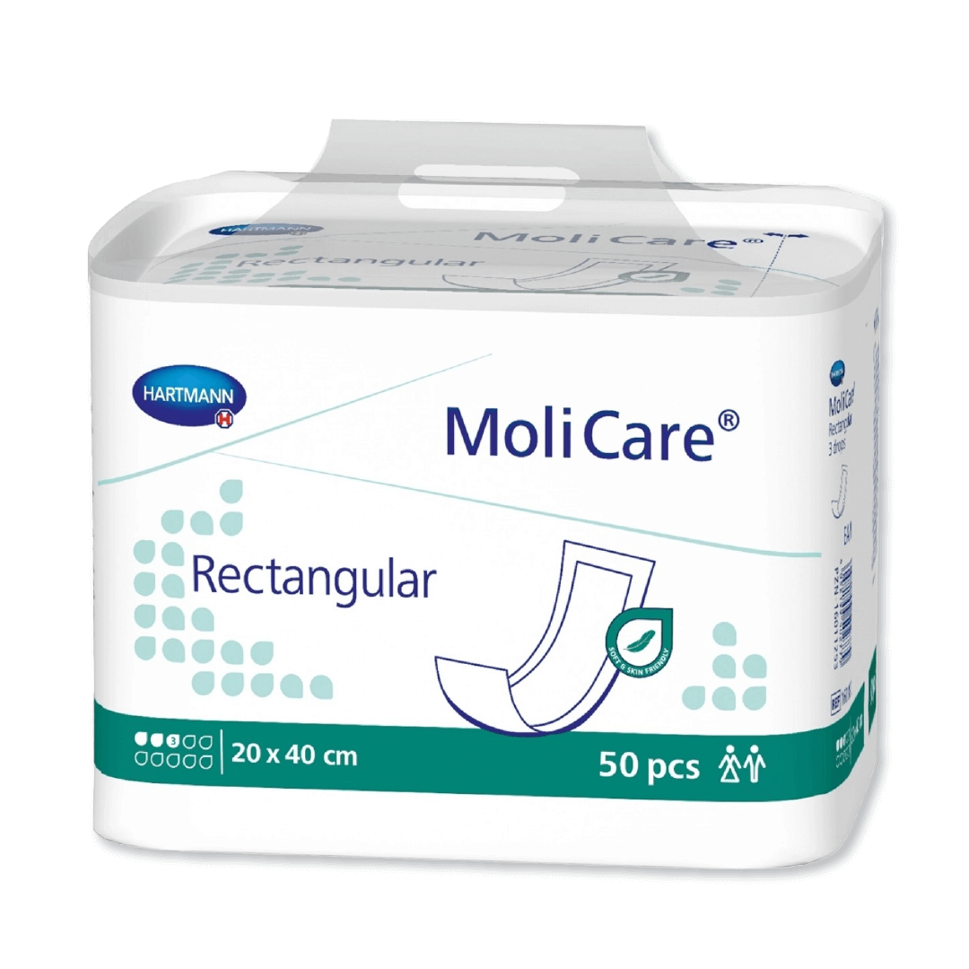 MoliCare Rectangular Plus D 20x40 Inkontinenzvorlagen
