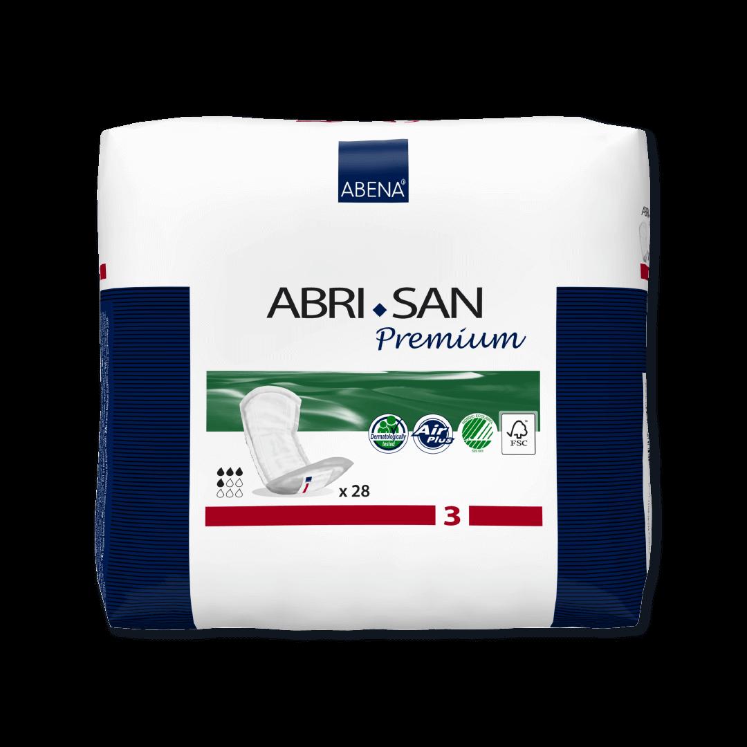 Abena Abri-San Premium 3 mini Inkontinenzeinlagen
