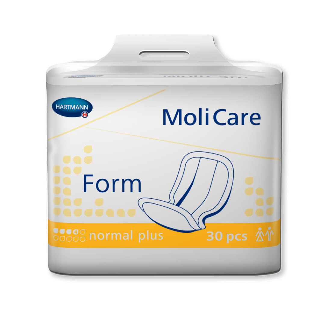 MoliCare Form normal plus Inkontinenzvorlagen