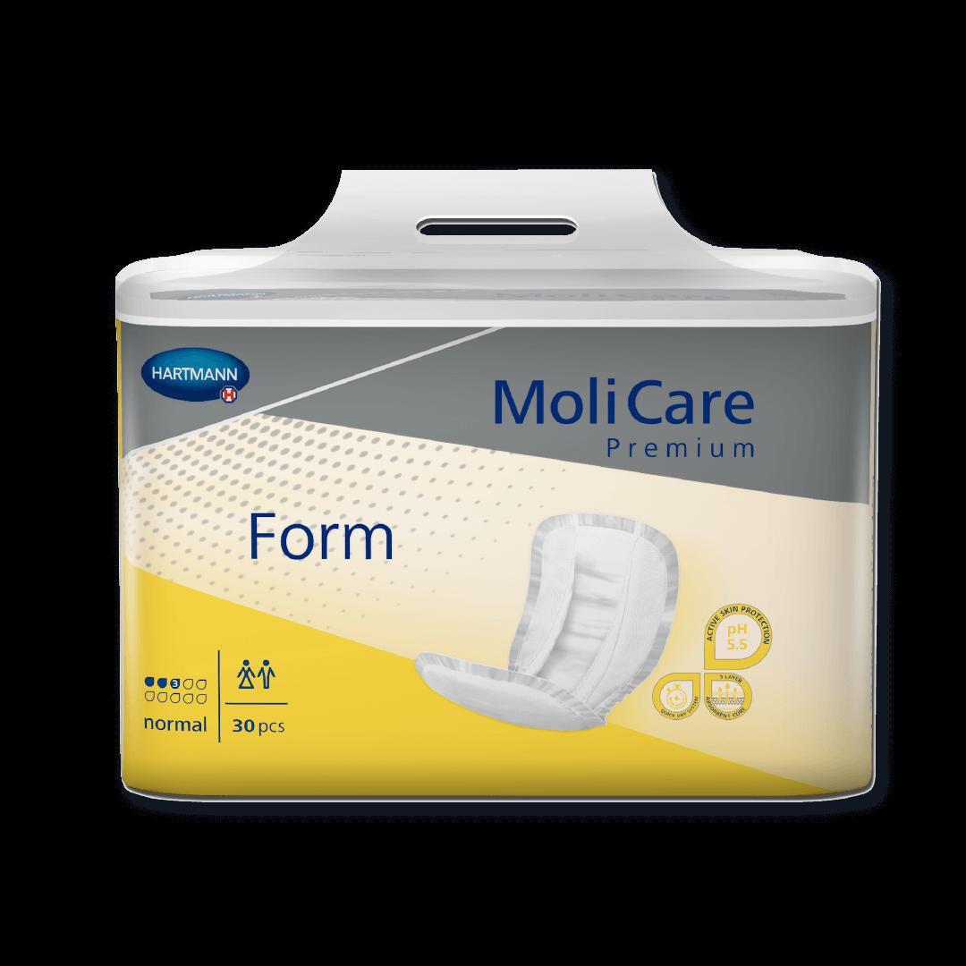 MoliCare Premium Form normal Inkontinenzvorlagen