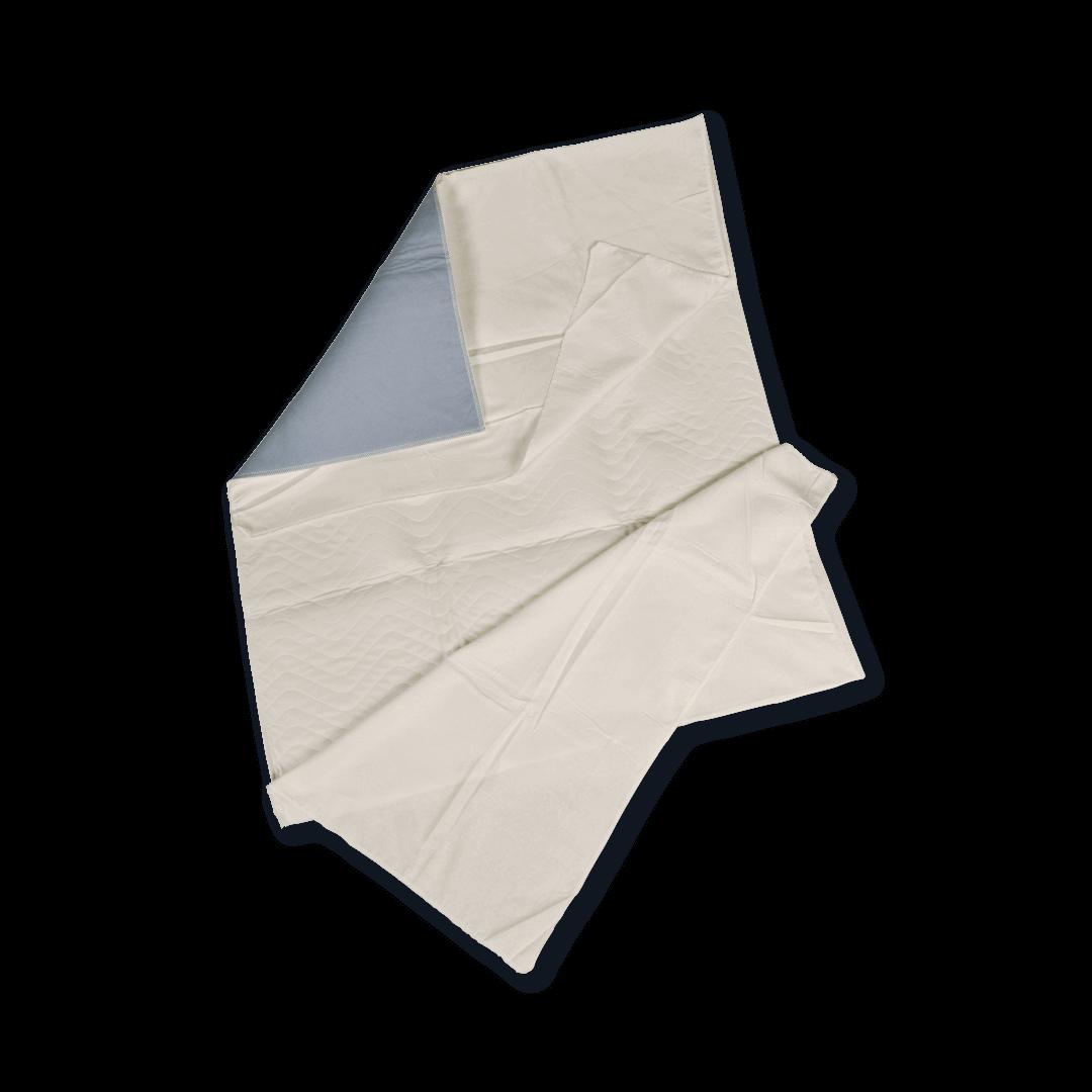 Abena Abri-Soft Waschbare Krankenunterlage mit Seitenflügel