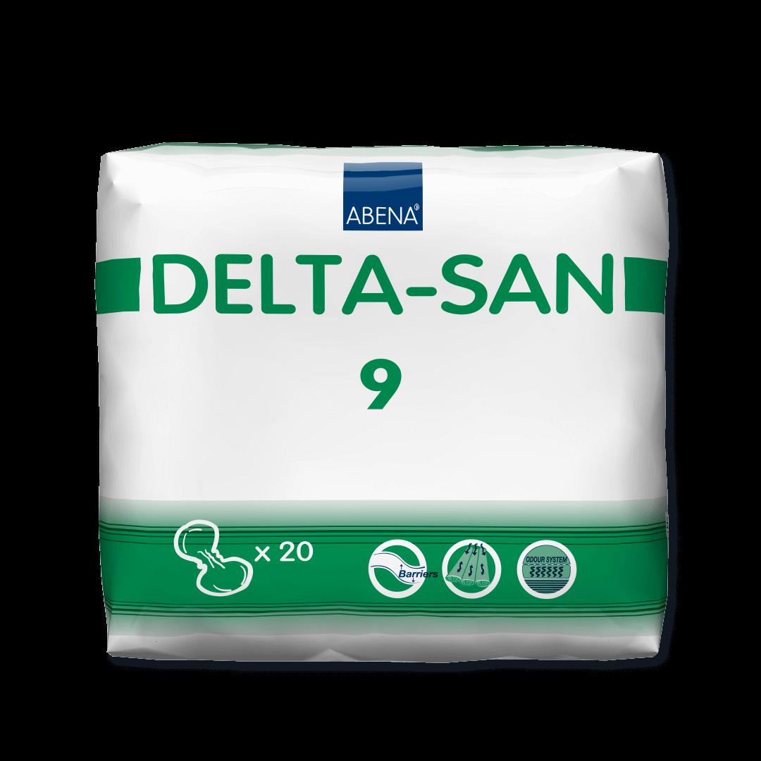 Abena Delta-San 9 Inkontinenzvorlagen