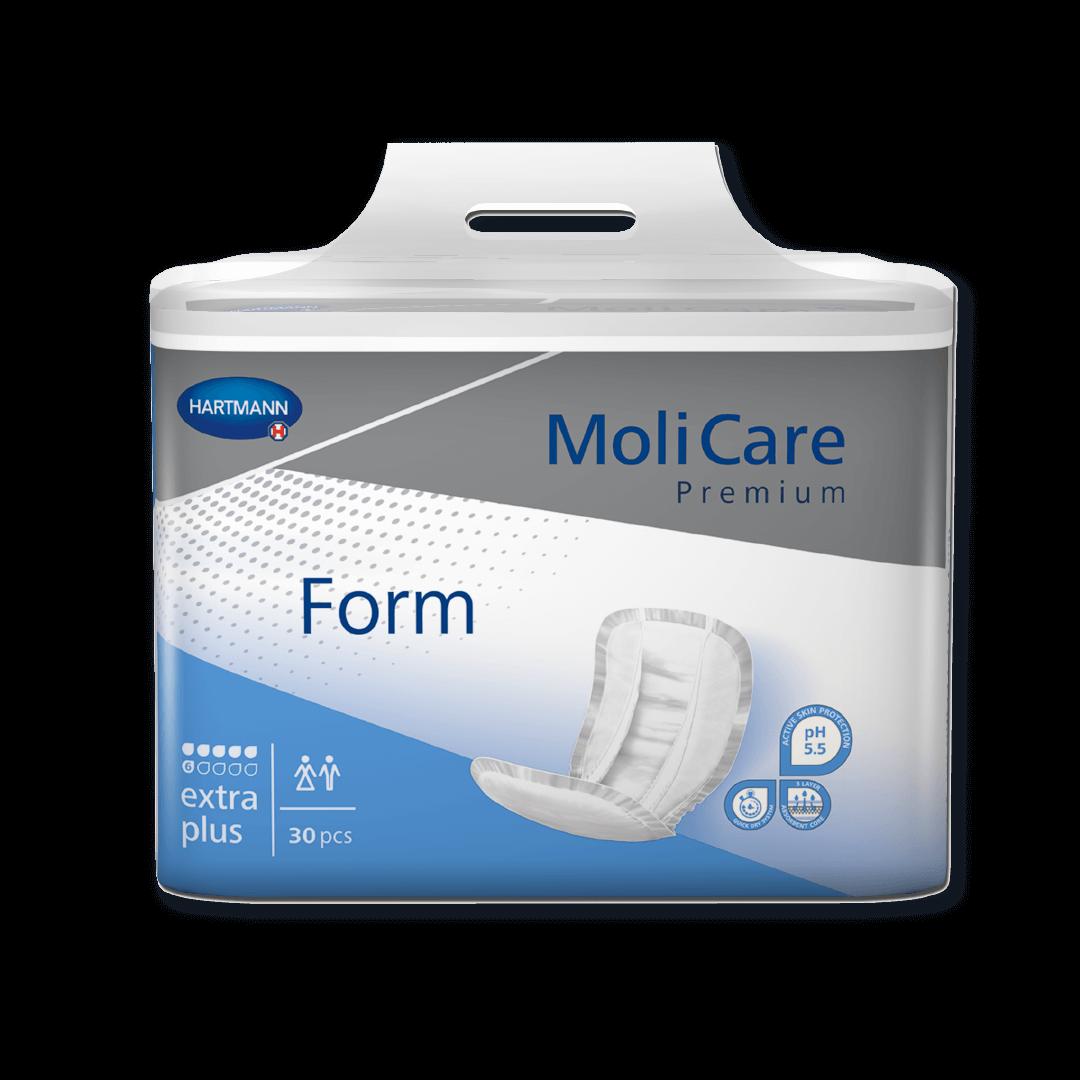 MoliCare Premium Form extra plus Inkontinenzvorlagen