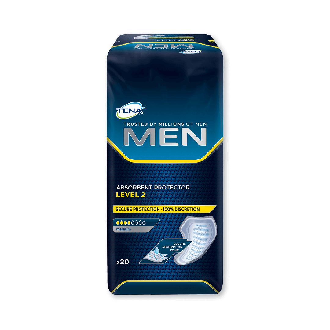 TENA Men Level 2 Inkontinenzeinlagen