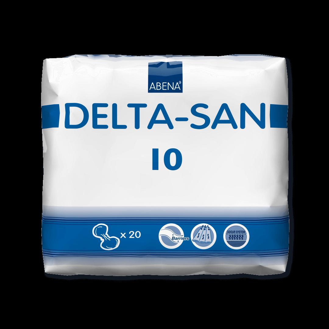 Abena Delta-San 10 Inkontinenzvorlagen
