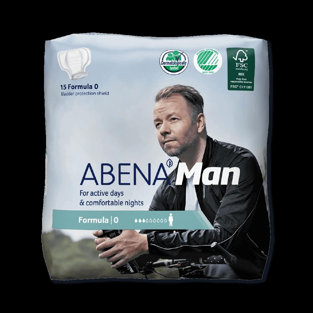 Abena Man Formula 0 Inkontinenzeinlagen