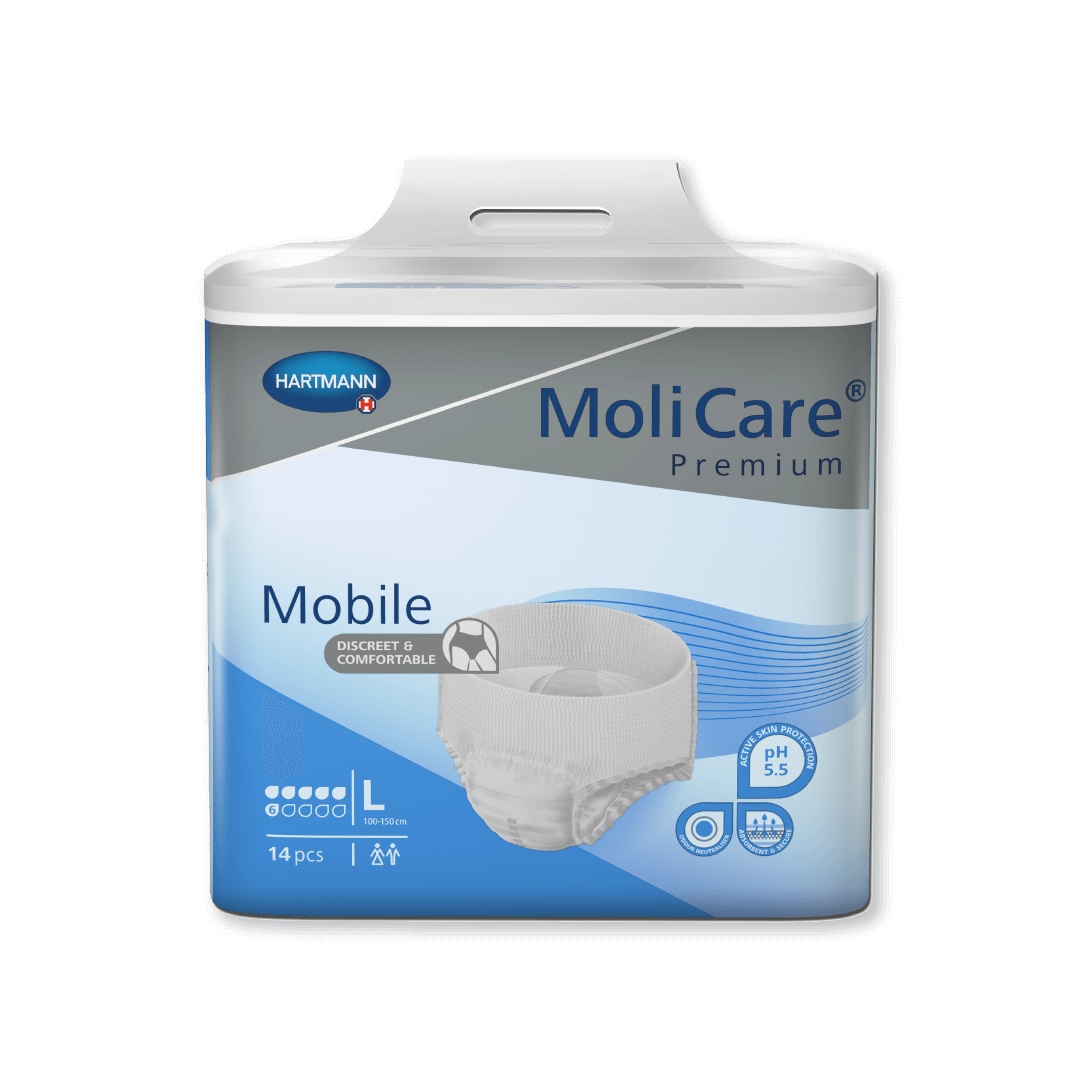 MoliCare Premium Mobile 6 Tropfen Inkontinenz Pants