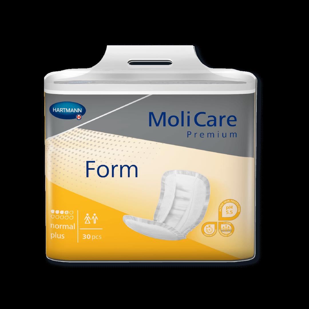 MoliCare Premium Form normal plus Inkontinenzvorlagen